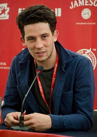 Josh O'Connor - O'Connor at the 2015 Odessa International Film Festival