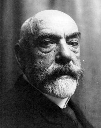 Jules Coutan - Coutan in 1923