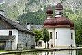 Königssee - Berchtesgaden Duitsland (HDR) - panoramio (4).jpg