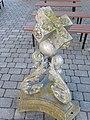 Kėdainiai, saulės laikrodis.JPG