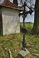 Kříž a boží muka severně od obce, Těmice, okres Pelhřimov (02).jpg