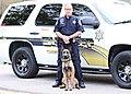 K-9 Officer, Vhari and Sgt. Corey Michelli (23912915405).jpg