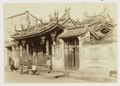 KITLV - 29181 - Chinese temple in Singapore - 1895.tif