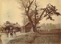 KITLV - 89882 - Beato, Felice - Tōkaidō road in a village in Japan - presumably 1863-1865.tif