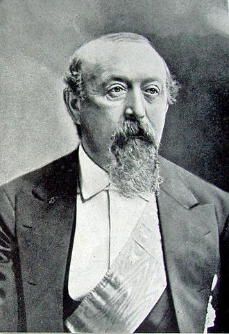 Christian Emil Krag-Juel-Vind-Frijs - Image: K V Frijs