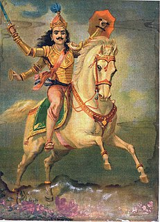 Kalki tenth incarnation of God Vishnu in Hinduism
