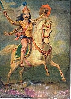 Kalki Tenth incarnation of Vishnu in Hinduism