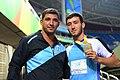 Kamil Aliyev at the 2016 Summer Paralympics – Men's long jump (T12) 21.jpg