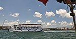 Kaptan Ahmet Can ferry on the Golden Horn in Istanbul, Turkey 001.jpg