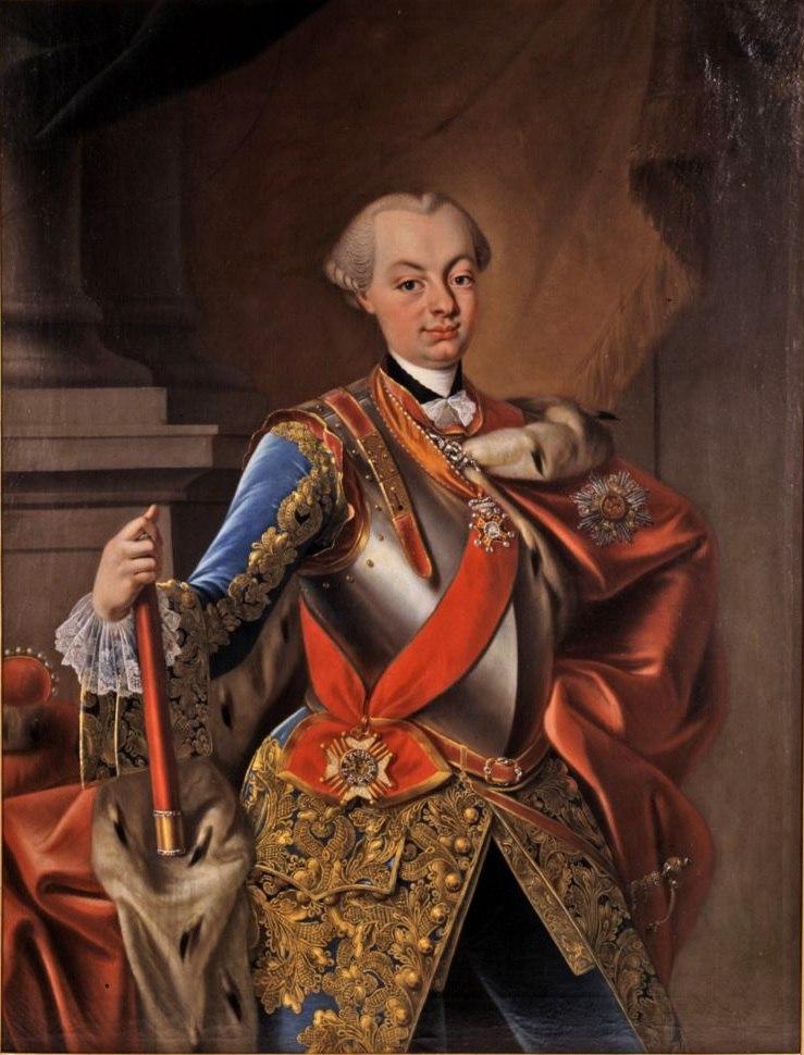Markgraf Karl Friedrich von Baden
