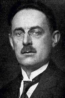 Profesor Dr. Karel Vítězoslav Absolon
