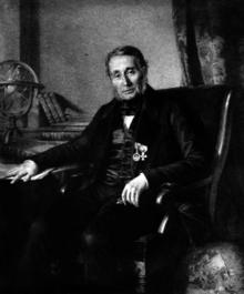 Karl Friedrich von Klöden (Quelle: Wikimedia)