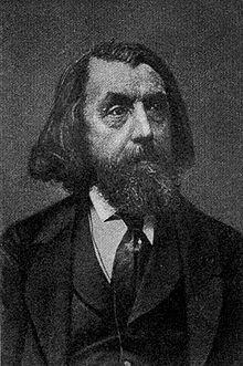 Karl Goedeke, Mitte 19. Jahrhundert (Quelle: Wikimedia)