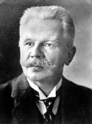 Karl Staaff - Image: Karl Staaff