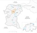 Karte Gemeinde Waldstatt 2010.png