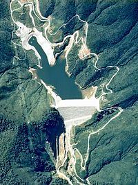 Kassa Dam under construction.jpg