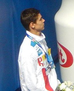 Evgeny Rylov Russian swimmer