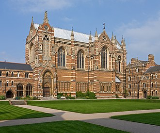 O. G. S. Crawford - Keble College, Oxford
