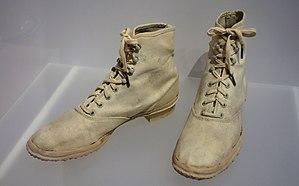 Keds (shoes) - Keds Champion sneaker, for women, 1916