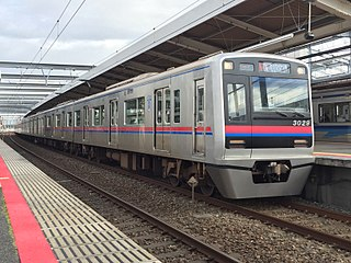 Keisei 3000 series Japanese train type