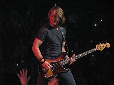 Picture of a band or musician: Keith Urban