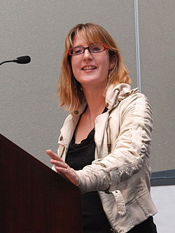 Kellee Santiago - Game Developers Conference 2010 - Day 1.jpg