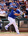 Kendrys Morales awaits a pitch (25085351074).jpg