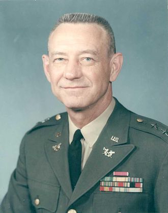 Kenneth J. Hodson - Major General Kenneth Joe Hodson 27th Judge Advocate General of the United States Army