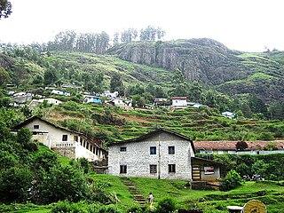 Ketti village in Tamil Nadu, India