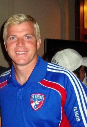 Kevin Hartman - Hartman with FC Dallas in 2011