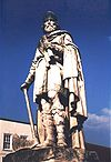 Statue of Alfred the Great in Wantage