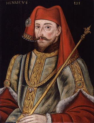 Henry IV of England - 16th-century imaginary painting of Henry IV, National Portrait Gallery, London