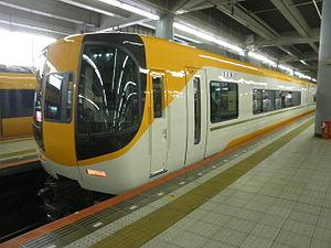 Kintetsu 22000 series - A refurbished set in December 2015