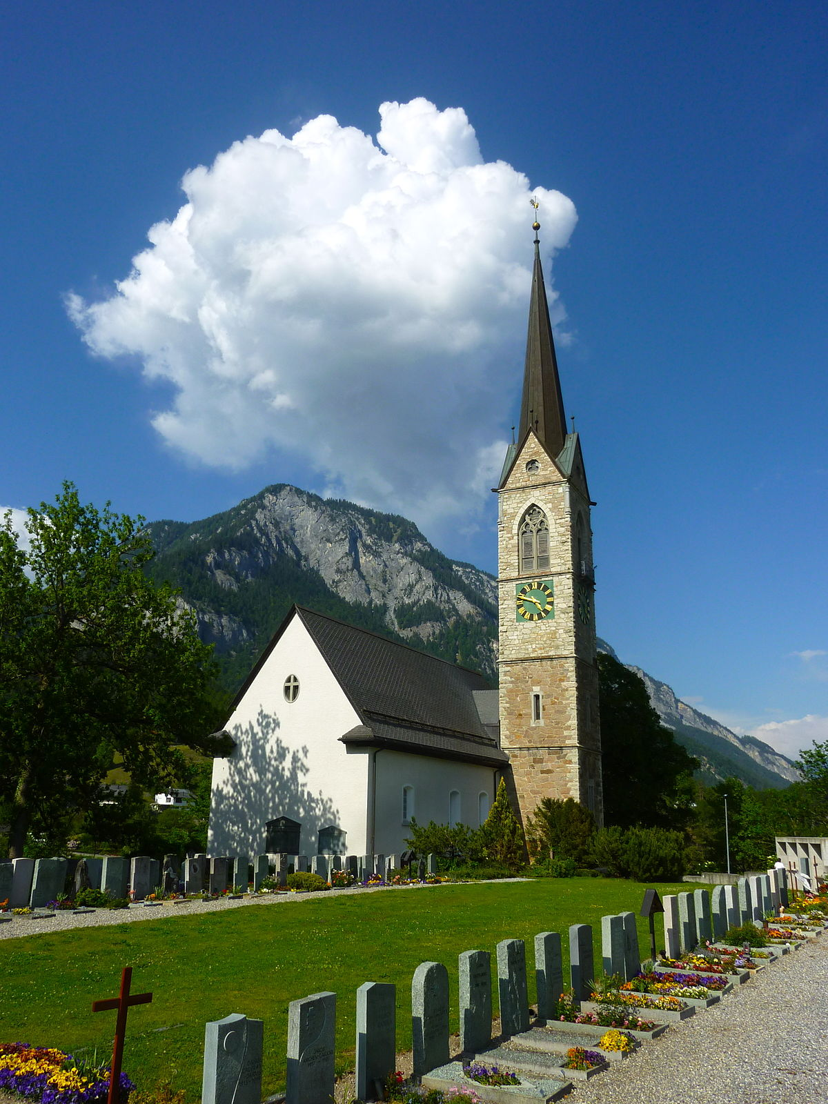Reformierte Kirche Tam...