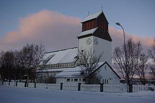 Kirkenes Church Church in Troms og Finnmark, Norway