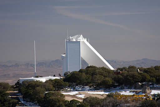 Kitt Peak McMath-Pierce Solar Telescope