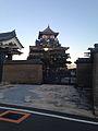 Kiyosu Castle in dusk.jpg
