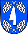 Coat of arms of Klentnice