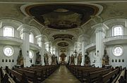 Kloster Rot an der Rot Innenansicht