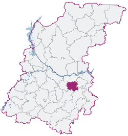 Knyagininsky District on map of Nizhny Novgorod Region.svg