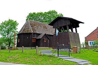 Nadziejewo, Pomeranian Voivodeship Village in Pomeranian Voivodeship, Poland