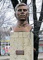 Konstantin Bronzos bust in Melitopol (Zaporizhia Oblast, Ukraine).JPG
