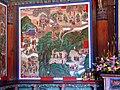 Korea-Busan-Beomeosa Palsangjeon painting 6271-07.JPG