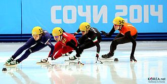 Short track speed skating at the 2014 Winter Olympics – Women's 1500 metres - Final A