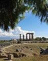Korinth, Apollon-Tempel W 2015-09.jpg