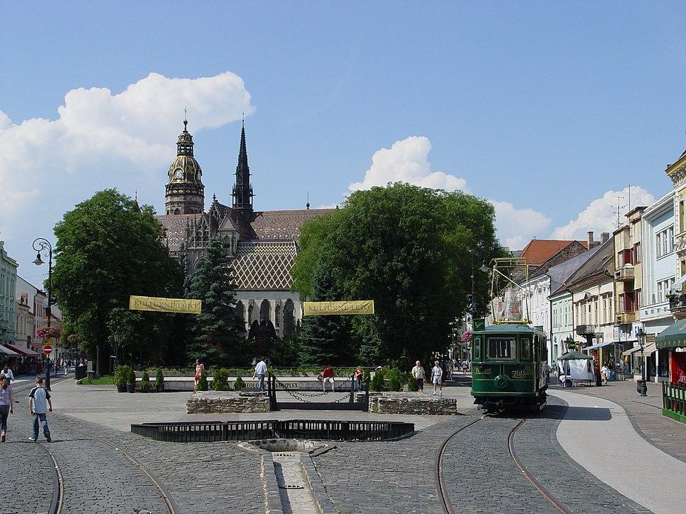 Kosice (Slovakia) - Main Street 5