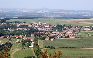 Krabčice Municipality in Ústí nad Labem, Czech Republic