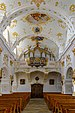 Kremsmünster Kirchberg Sankt Stephan Orgelempore-0198.jpg