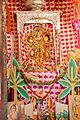 Krishna statue during Krishna Janmashtami 3.jpg