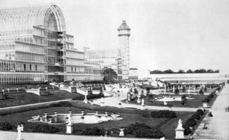 Crystal Palace School - Sydenham 1854